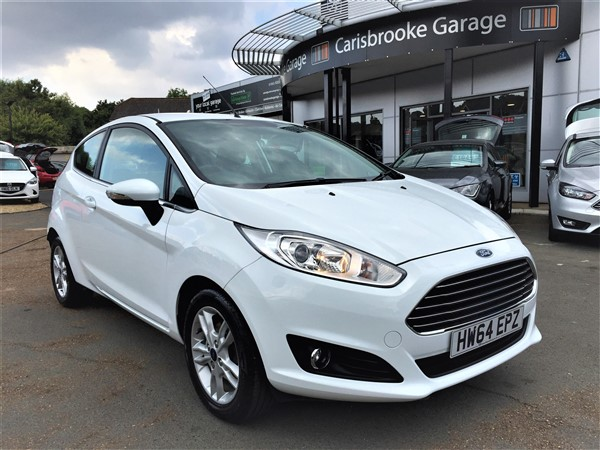 Image of Ford Fiesta Used Car For Sale on the Isle of Wight for Vehicle 7186