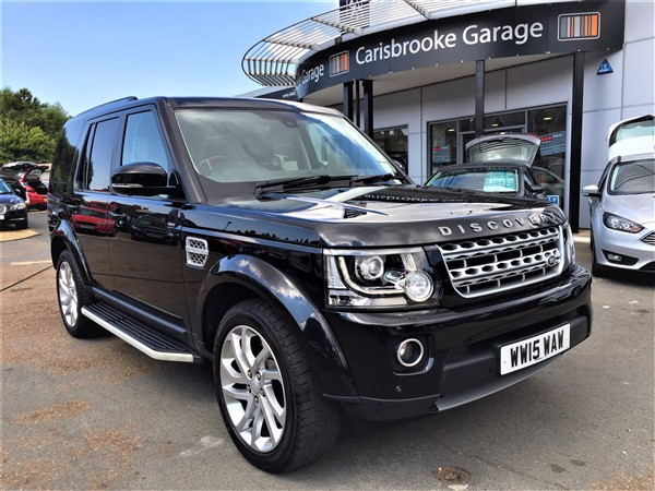 Image of Land Rover Discovery Used Car For Sale on the Isle of Wight for Vehicle 7188