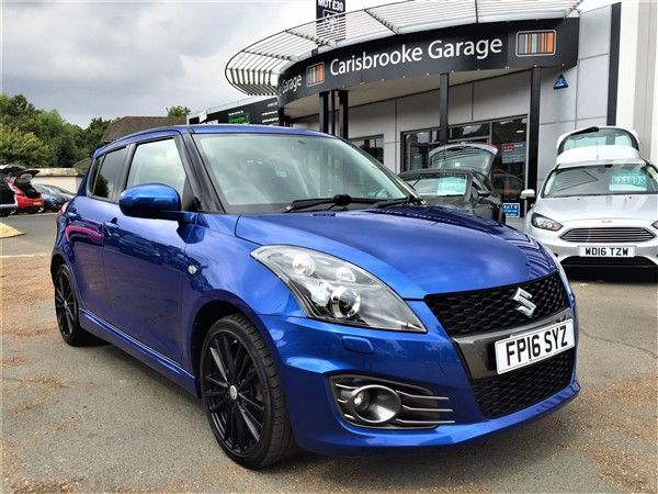 Image of Suzuki Swift Used Car For Sale on the Isle of Wight for Vehicle 7192