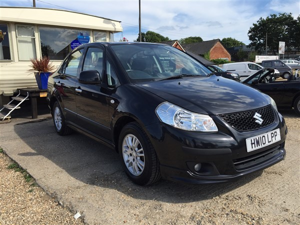Image of Suzuki SX4 Used Car For Sale on the Isle of Wight for Vehicle 7199