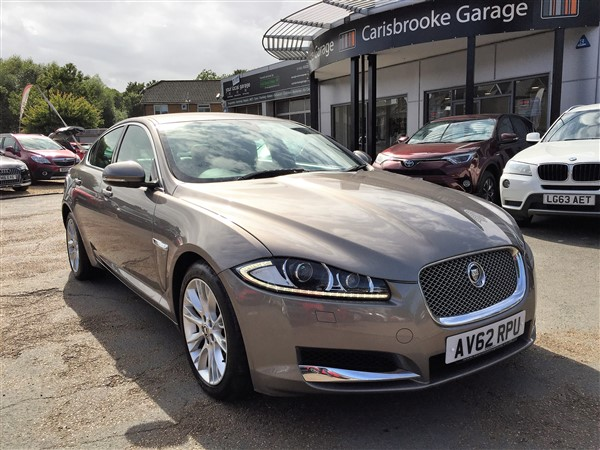 Image of Jaguar XF Used Car For Sale on the Isle of Wight for Vehicle 7202