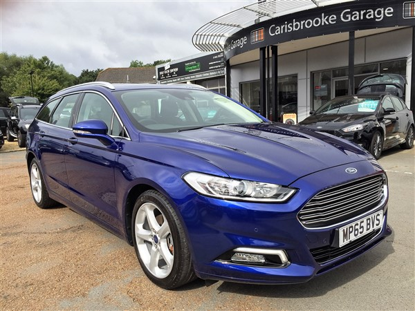 Image of Ford Mondeo Estate Used Car For Sale on the Isle of Wight for Vehicle 7205