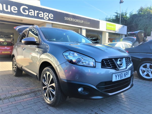 Image of Nissan Qashqai Used Car For Sale on the Isle of Wight for Vehicle 7212