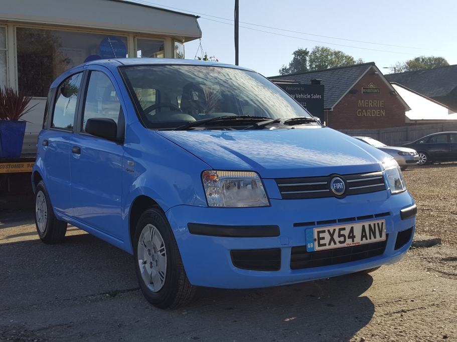 Image of Fiat Panda Used Car For Sale on the Isle of Wight for Vehicle 7227
