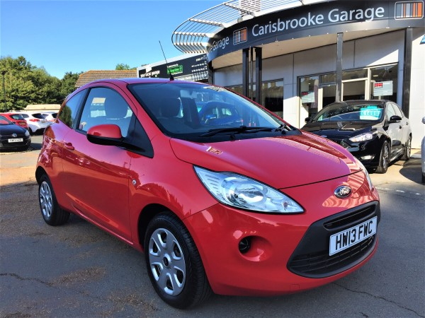 Image of Ford Ka Used Car For Sale on the Isle of Wight for Vehicle 7233