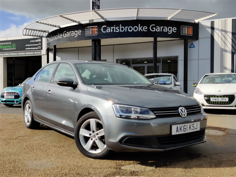 Image of Volkswagen Jetta Used Car For Sale on the Isle of Wight for Vehicle 7235