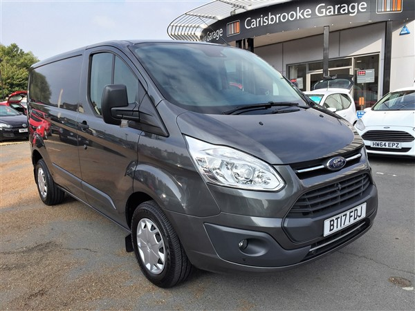 Image of Ford Transit Custom Used Car For Sale on the Isle of Wight for Vehicle 7239