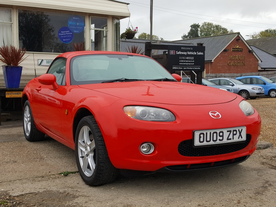 Image of Mazda MX 5 R/C Used Car For Sale on the Isle of Wight for Vehicle 7243
