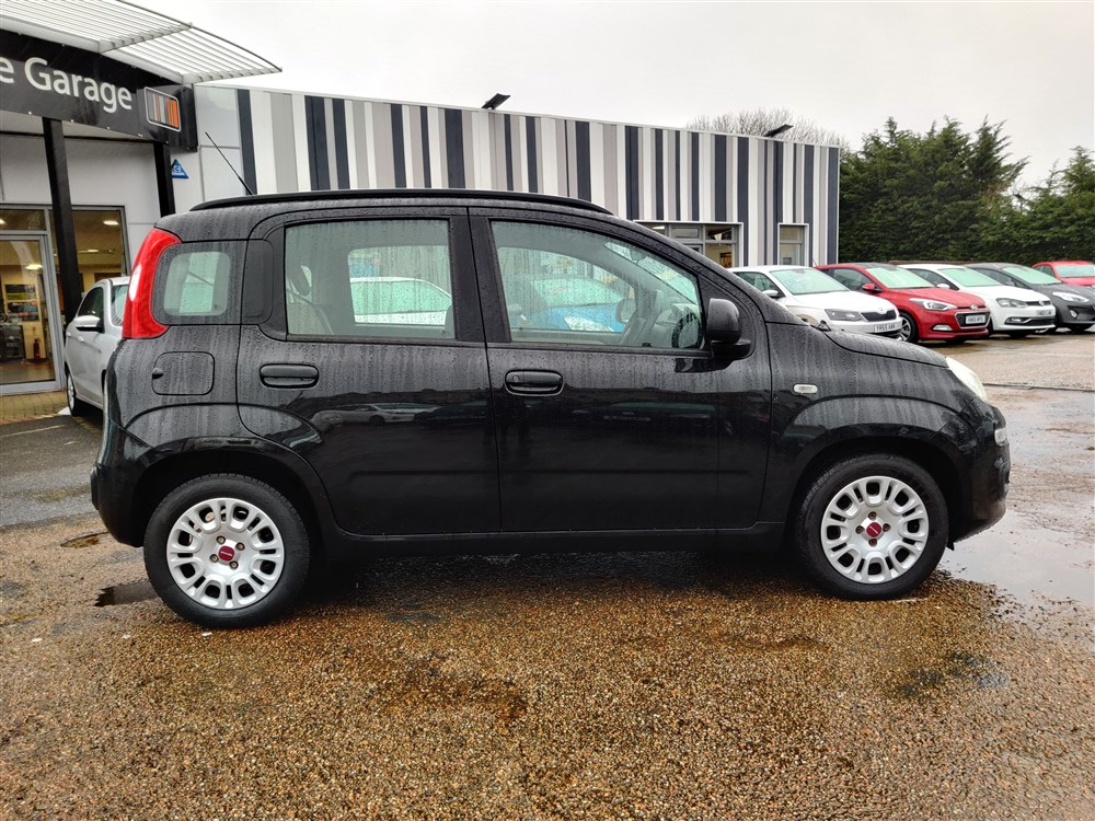 Image of Fiat Panda Used Car For Sale on the Isle of Wight for Vehicle 7244