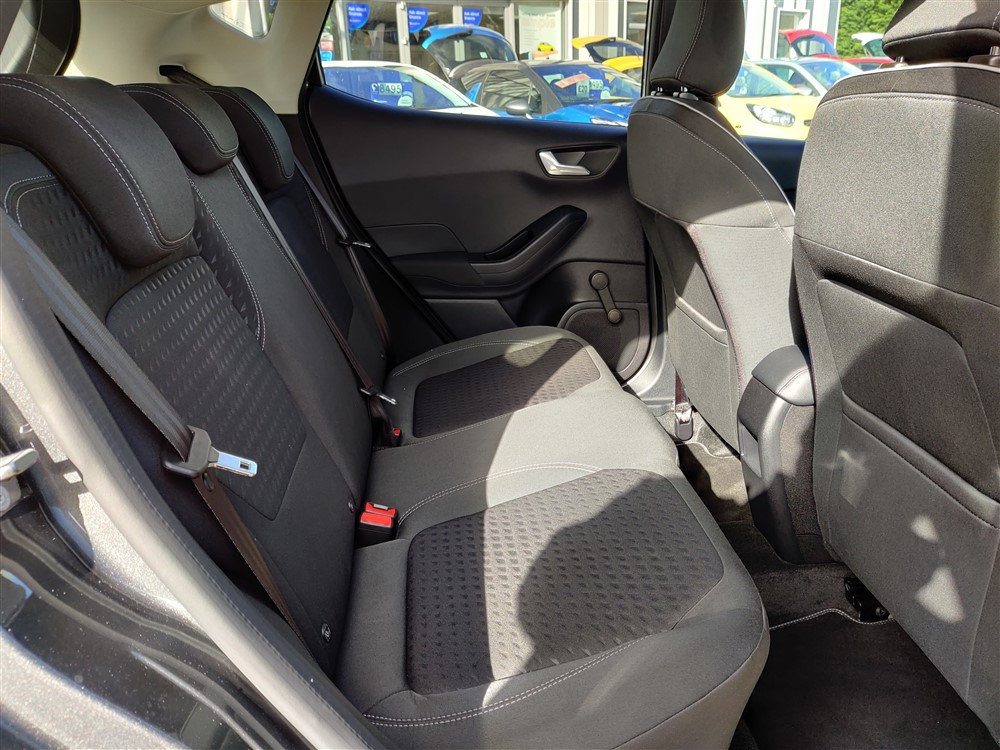 Image of Ford Fiesta Used Car For Sale on the Isle of Wight for Vehicle 7246