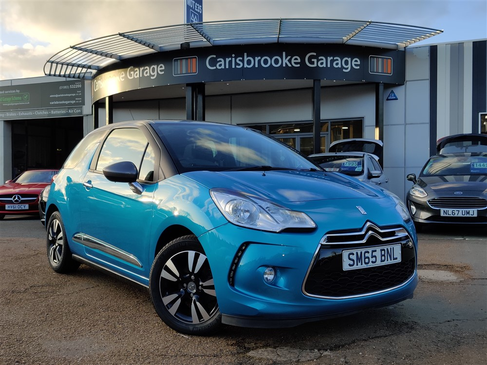 Image of DS DS 3 Used Car For Sale on the Isle of Wight for Vehicle 7254