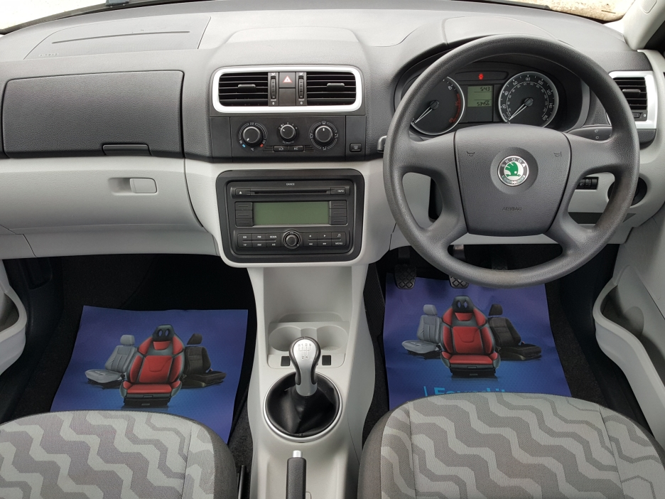 Image of Skoda Roomster 2  Used Car For Sale on the Isle of Wight for Vehicle 7257