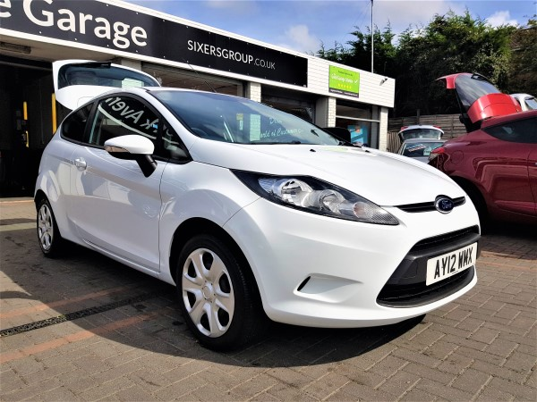 Image of Ford Fiesta Used Car For Sale on the Isle of Wight for Vehicle 7261