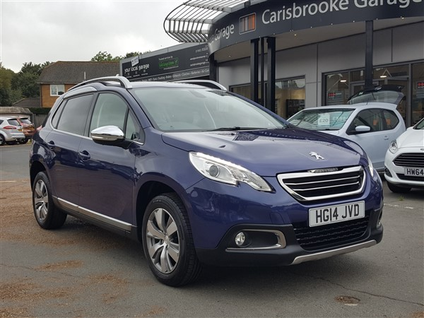 Image of Peugeot 2008 Used Car For Sale on the Isle of Wight for Vehicle 7262