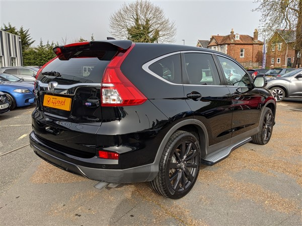 Car For Sale Honda CRV - HW16NDJ Sixers Group Image #4