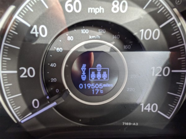 Car For Sale Honda CRV - HW16NDJ Sixers Group Image #13