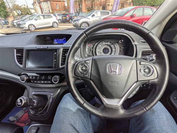 Car For Sale Honda CRV - HW16NDJ Sixers Group Image #14