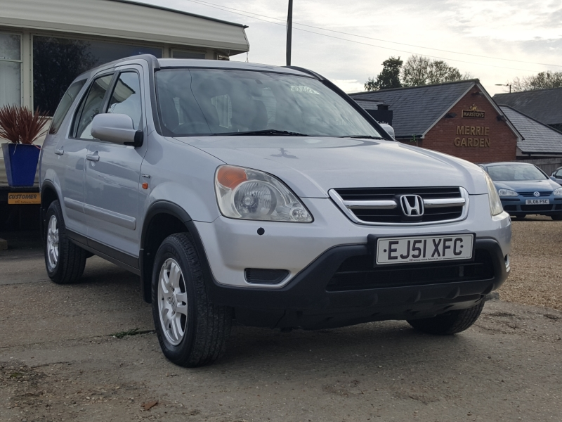 Image of Honda CRV Used Car For Sale on the Isle of Wight for Vehicle 7271