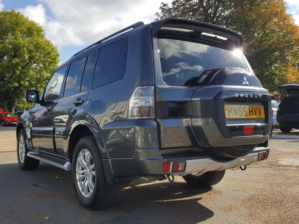 Image of Mitsubishi Shogun Used Car For Sale on the Isle of Wight for Vehicle 7275