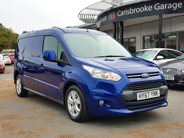 Image of Ford Transit Connect Used Car For Sale on the Isle of Wight for Vehicle 7278