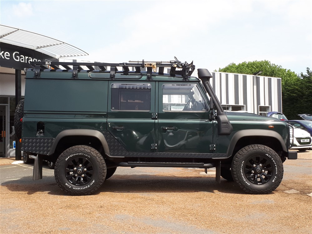 Car For Sale Land Rover Defender 110 - SG10CFO Sixers Group Image #1