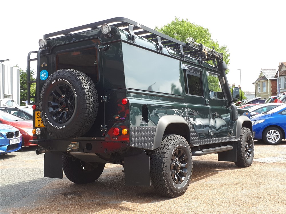 Car For Sale Land Rover Defender 110 - SG10CFO Sixers Group Image #2