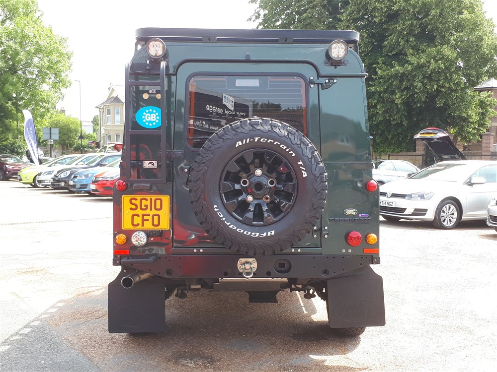 Car For Sale Land Rover Defender 110 - SG10CFO Sixers Group Image #3
