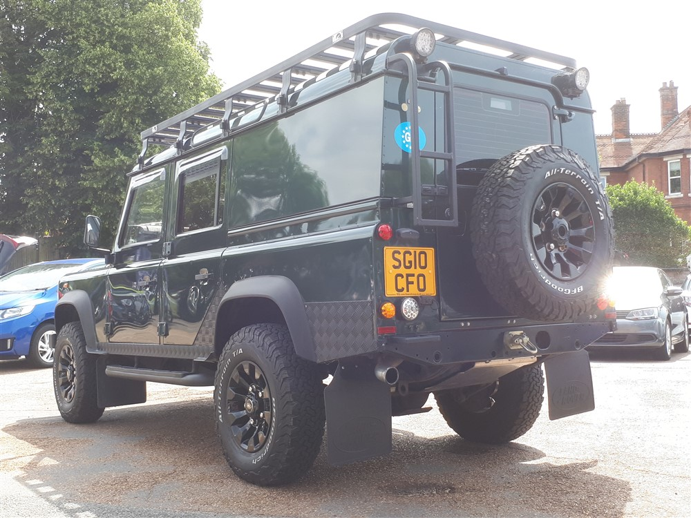 Car For Sale Land Rover Defender 110 - SG10CFO Sixers Group Image #4