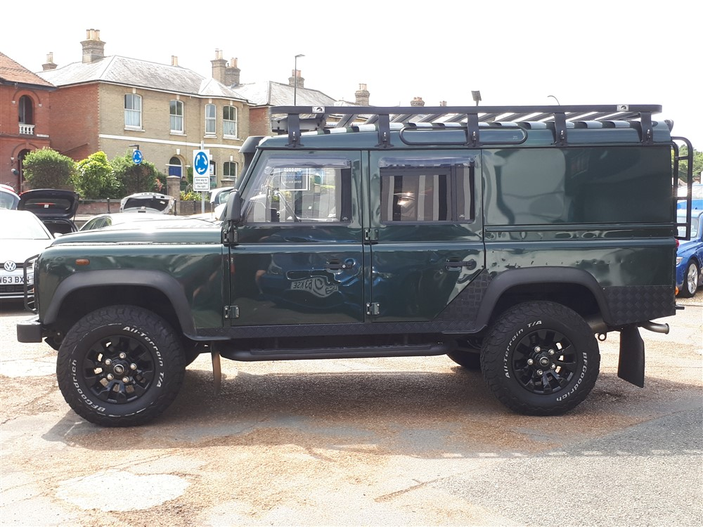 Car For Sale Land Rover Defender 110 - SG10CFO Sixers Group Image #5