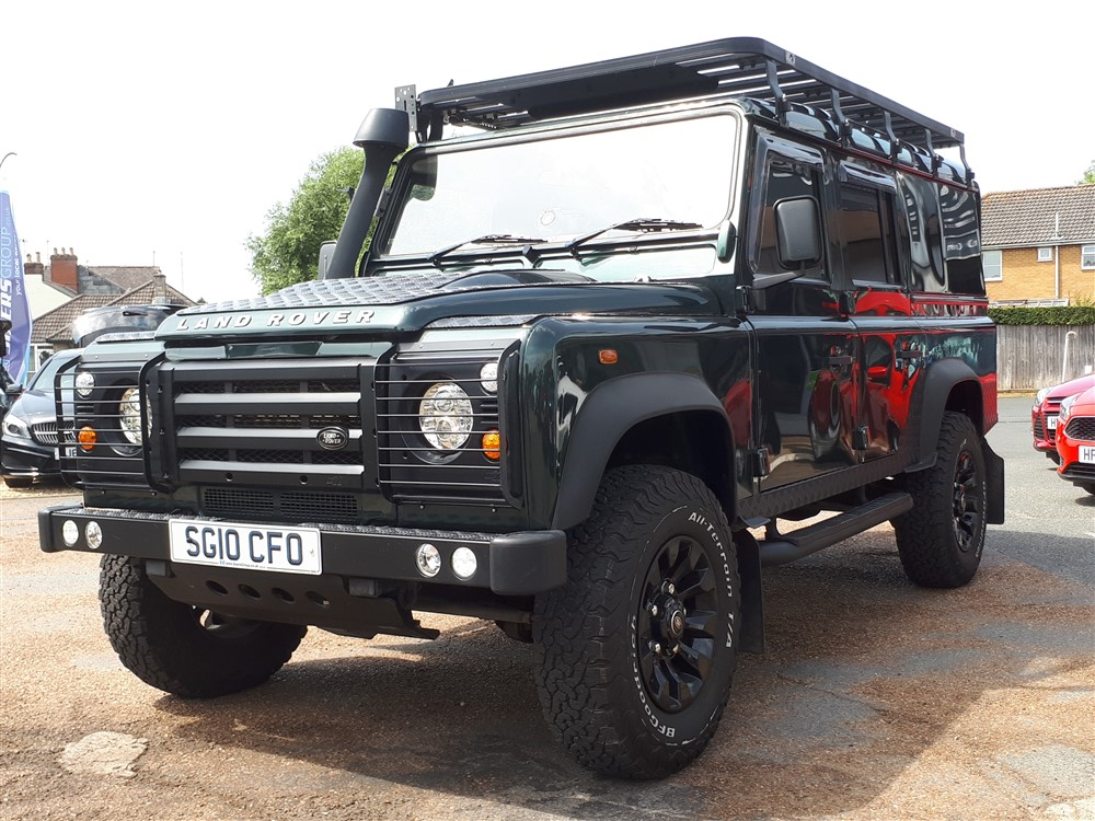 Car For Sale Land Rover Defender 110 - SG10CFO Sixers Group Image #6
