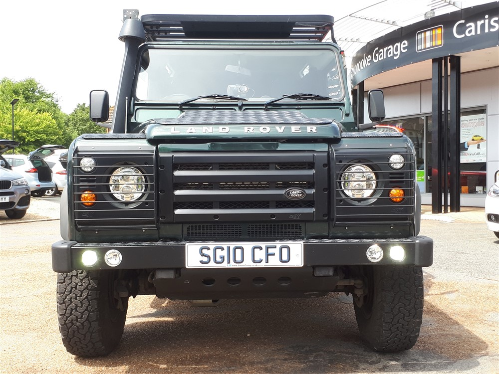 Car For Sale Land Rover Defender 110 - SG10CFO Sixers Group Image #7