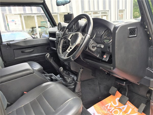 Car For Sale Land Rover Defender 110 - SG10CFO Sixers Group Image #8