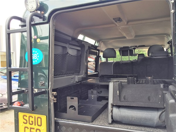Car For Sale Land Rover Defender 110 - SG10CFO Sixers Group Image #22