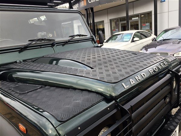 Car For Sale Land Rover Defender 110 - SG10CFO Sixers Group Image #24
