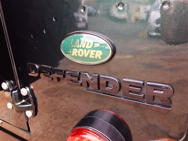 Car For Sale Land Rover Defender 110 - SG10CFO Sixers Group Image #31