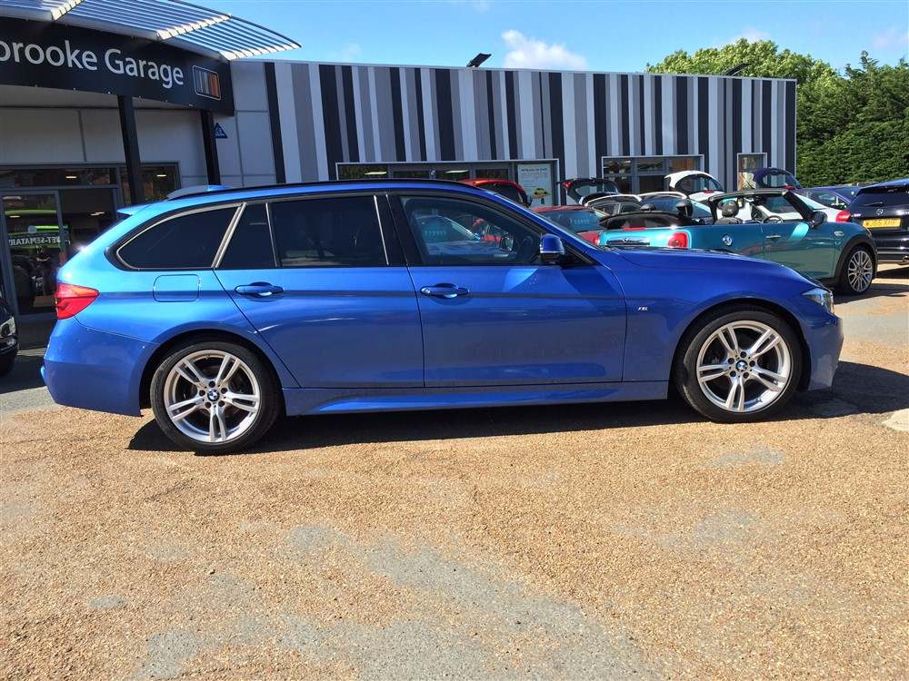 Image of BMW 3 Series Used Car For Sale on the Isle of Wight for Vehicle 7288