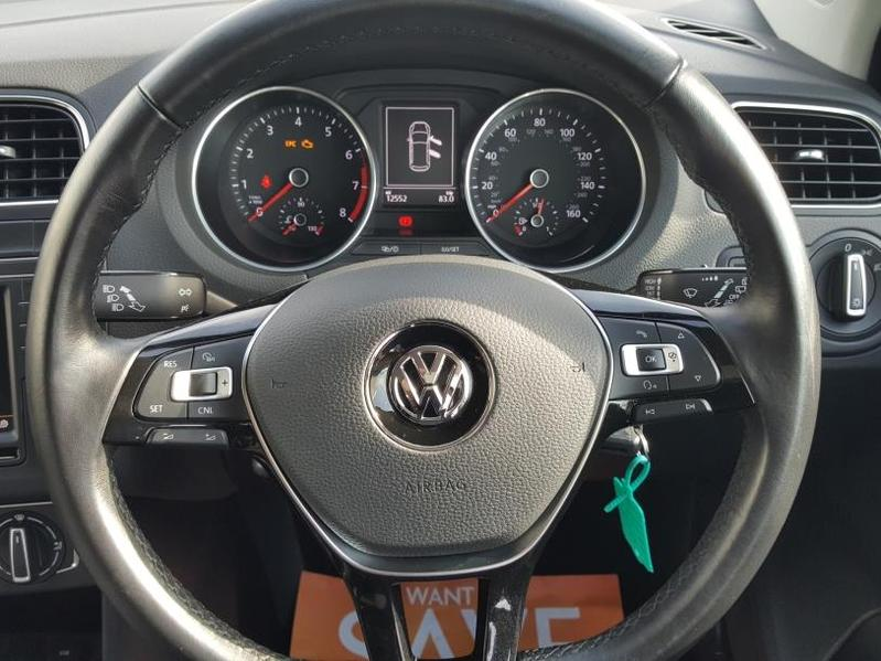 Image of Volkswagen Polo Used Car For Sale on the Isle of Wight for Vehicle 7290