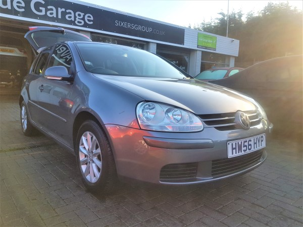 Image of Volkswagen Golf Used Car For Sale on the Isle of Wight for Vehicle 7291