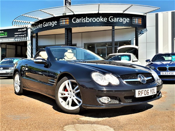 Image of Mercedes SL350 Used Car For Sale on the Isle of Wight for Vehicle 7293