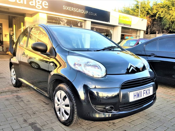 Image of Citroen C1 Used Car For Sale on the Isle of Wight for Vehicle 7296