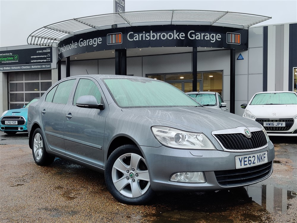 Image of Skoda Octavia Used Car For Sale on the Isle of Wight for Vehicle 7299