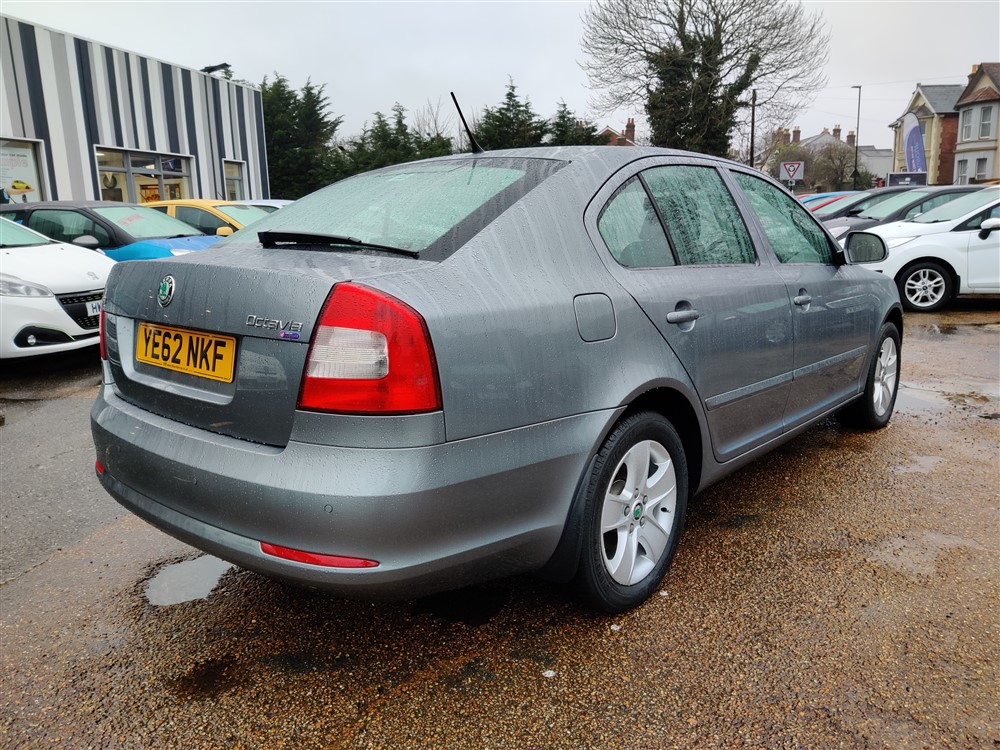Car For Sale Skoda Octavia - YE62NKF Sixers Group Image #2