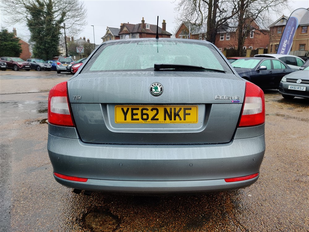 Car For Sale Skoda Octavia - YE62NKF Sixers Group Image #3