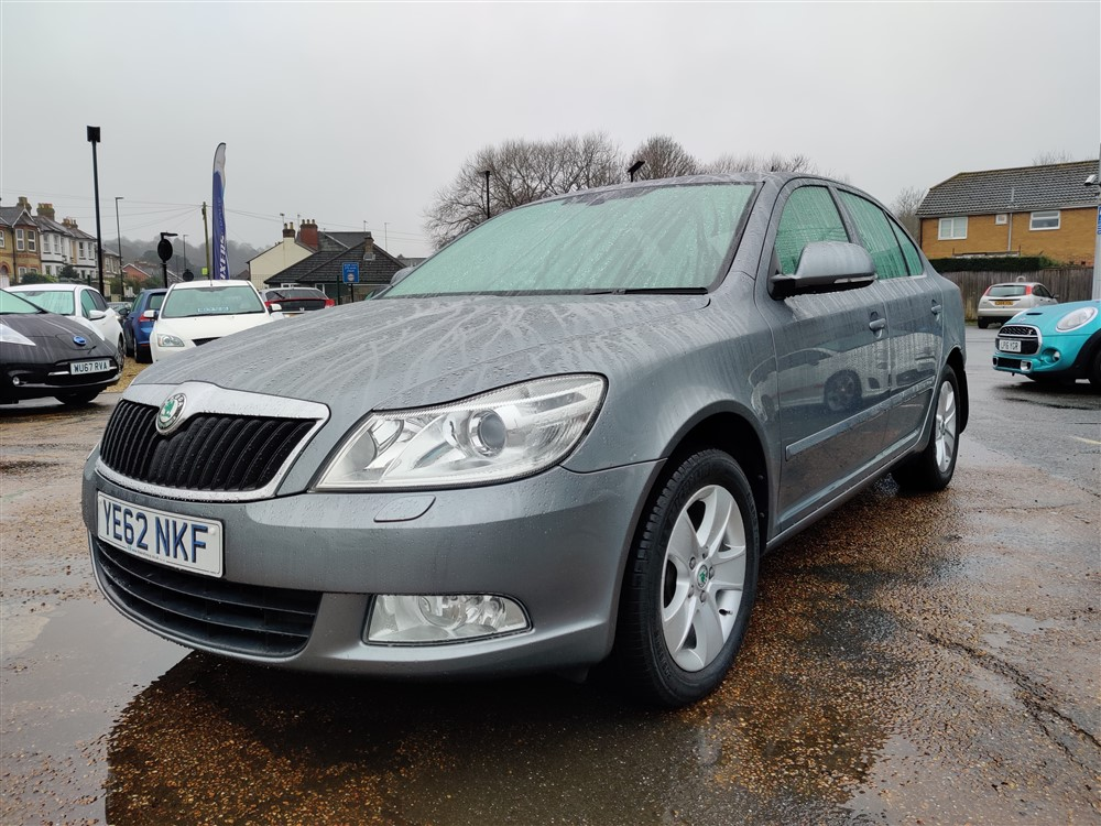 Car For Sale Skoda Octavia - YE62NKF Sixers Group Image #6