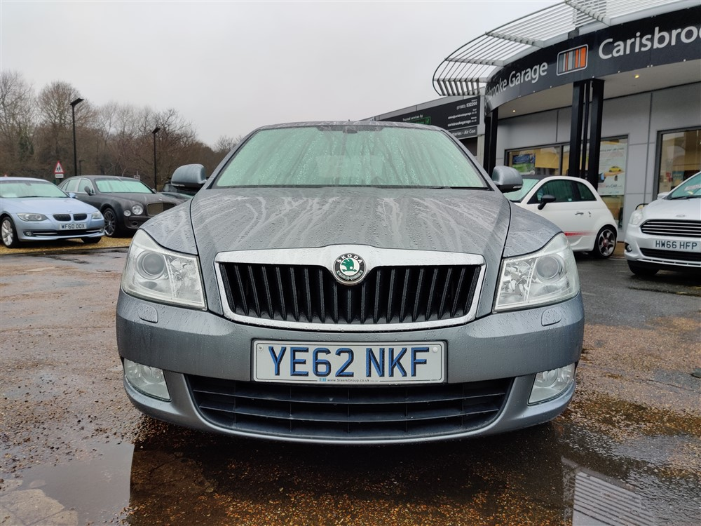 Car For Sale Skoda Octavia - YE62NKF Sixers Group Image #7