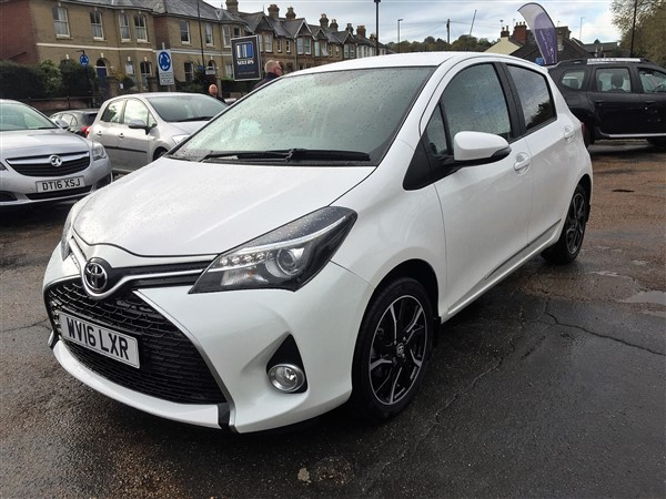 Image of Toyota Yaris Used Car For Sale on the Isle of Wight for Vehicle 7308