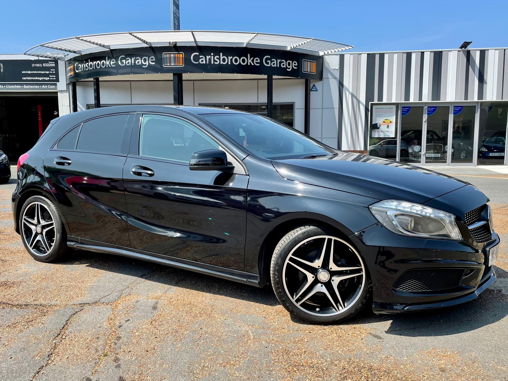 Car For Sale Mercedes A Class - WJ65XHF Sixers Group Image #0