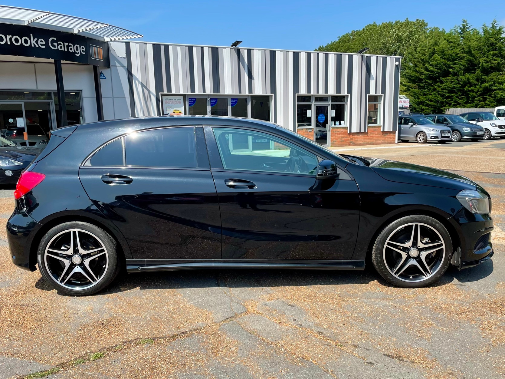 Car For Sale Mercedes A Class - WJ65XHF Sixers Group Image #1