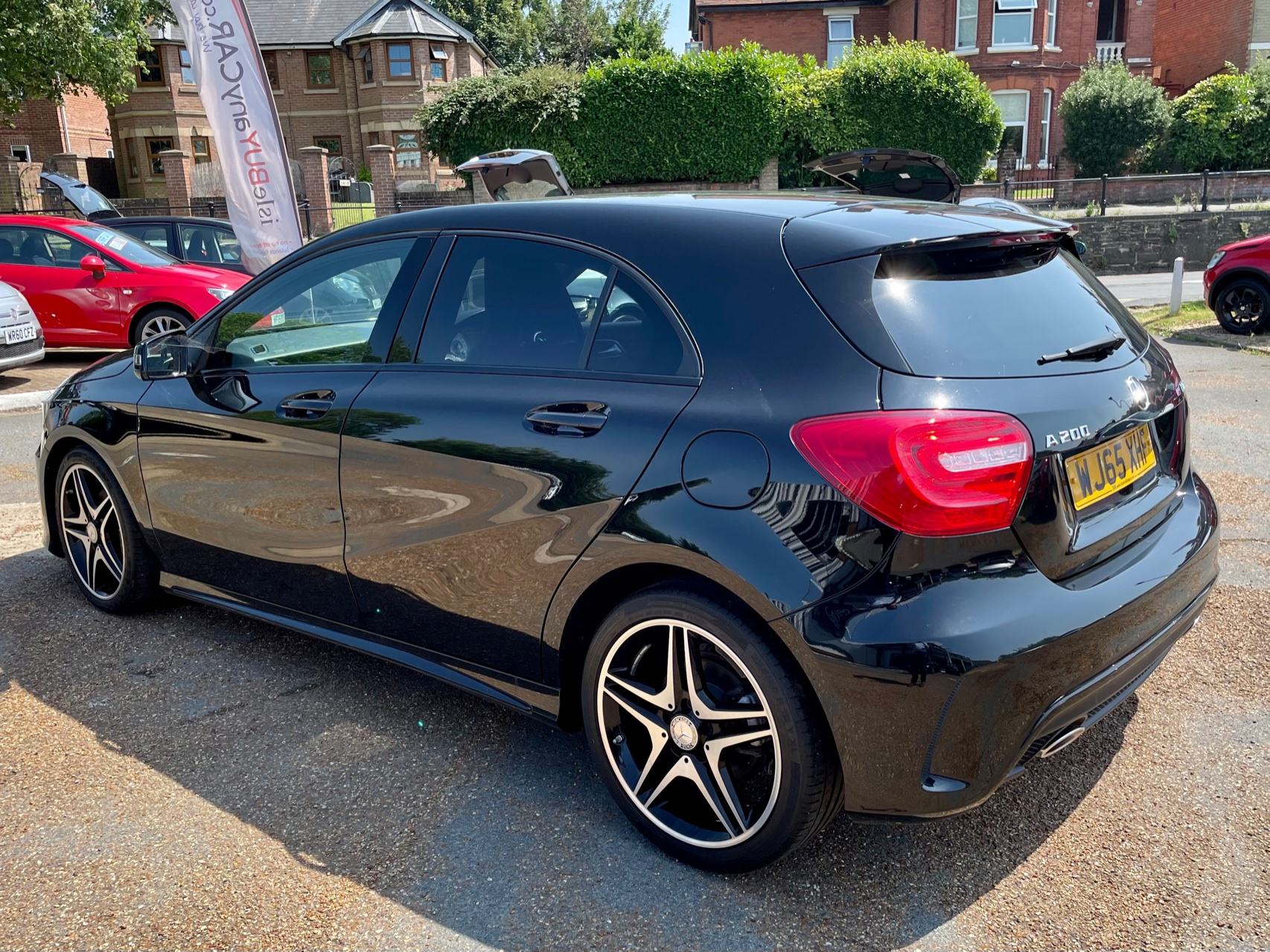 Car For Sale Mercedes A Class - WJ65XHF Sixers Group Image #3