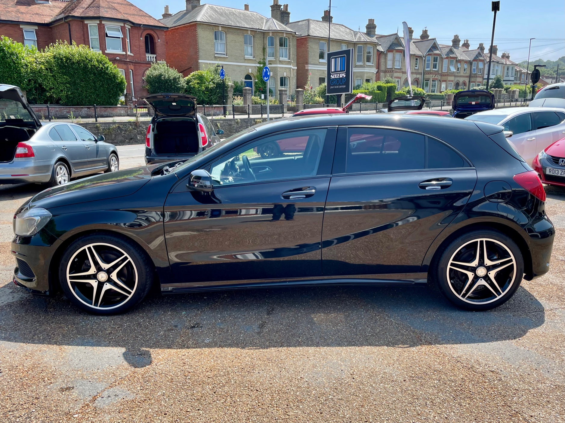 Car For Sale Mercedes A Class - WJ65XHF Sixers Group Image #4